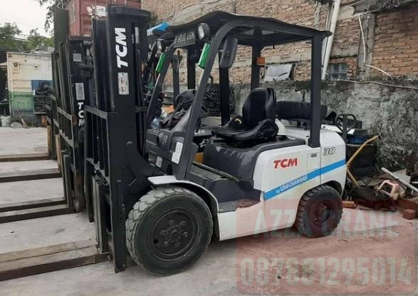 Sewa Forklift di Jelambar Baru