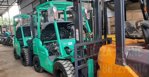 Sewa Forklift di Pondok Karya