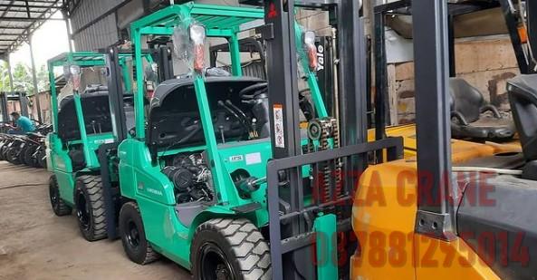 Sewa Forklift di Sudimara Jaya