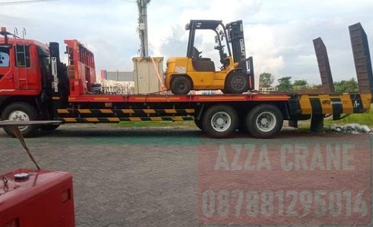 Sewa Forklift di Sunter Jaya