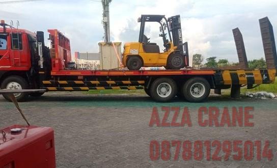 Sewa Forklift di Harapan Mulya