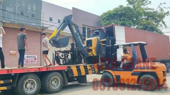 Sewa Forklift di Kosambi