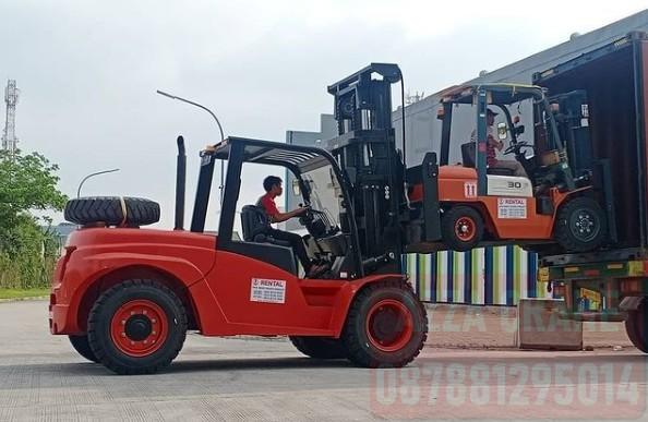 Sewa Forklift di Cipulir