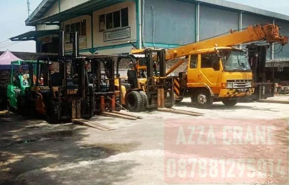 Sewa Forklift di Selong