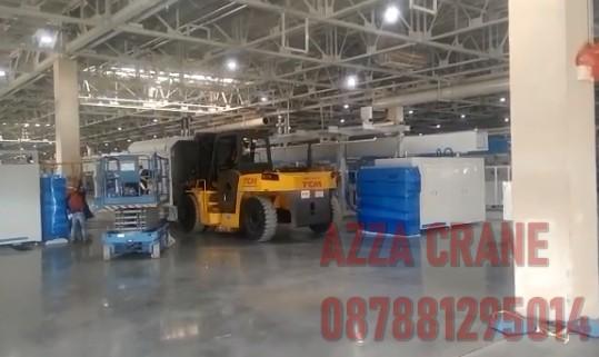 Sewa Forklift di Sukakarya