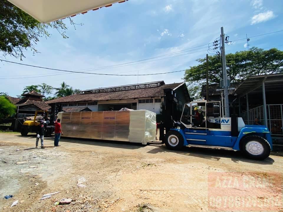 Sewa Forklift di Pakulonan