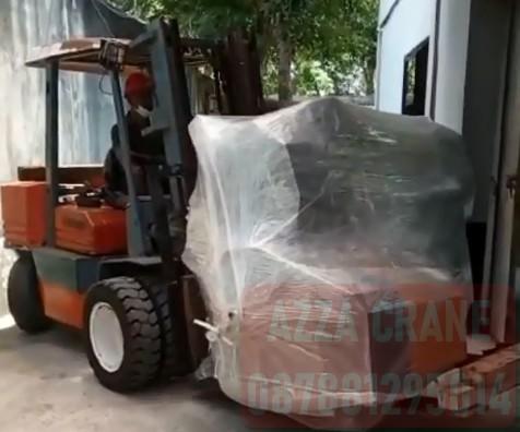 Sewa Forklift di Rorotan