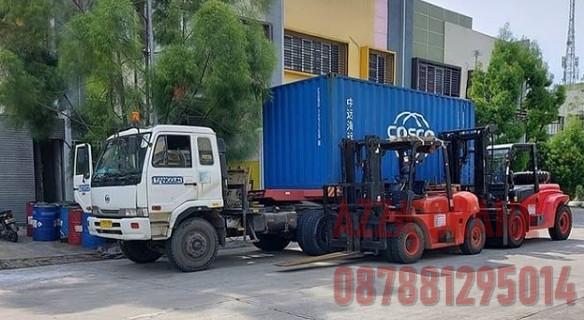 Sewa Forklift di Kota Tangerang