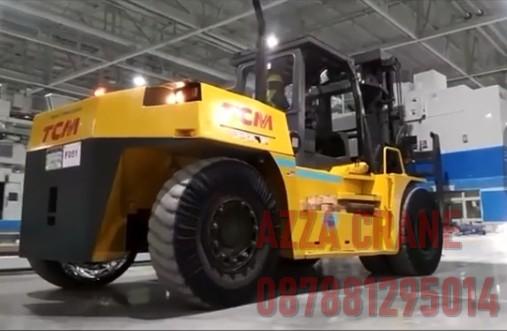 Sewa Forklift di Sukajadi