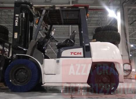 Sewa Forklift di Gondrong