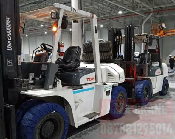 Sewa Forklift di Jati Padang