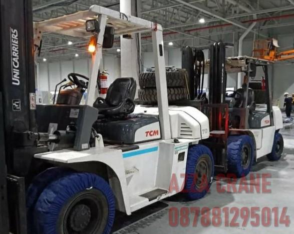 Sewa Forklift di Jatimurni