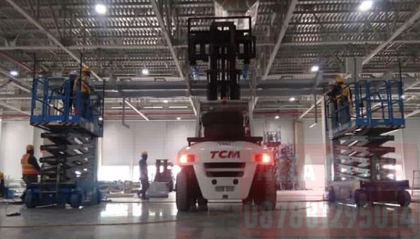 Sewa Forklift di Tigaraksa