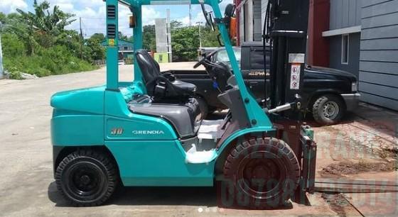 Sewa Forklift di Walantaka