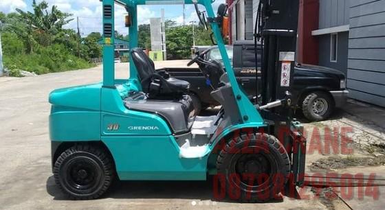 Sewa Forklift di Duren Jaya
