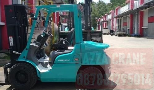 Sewa Forklift di Mangga Besar